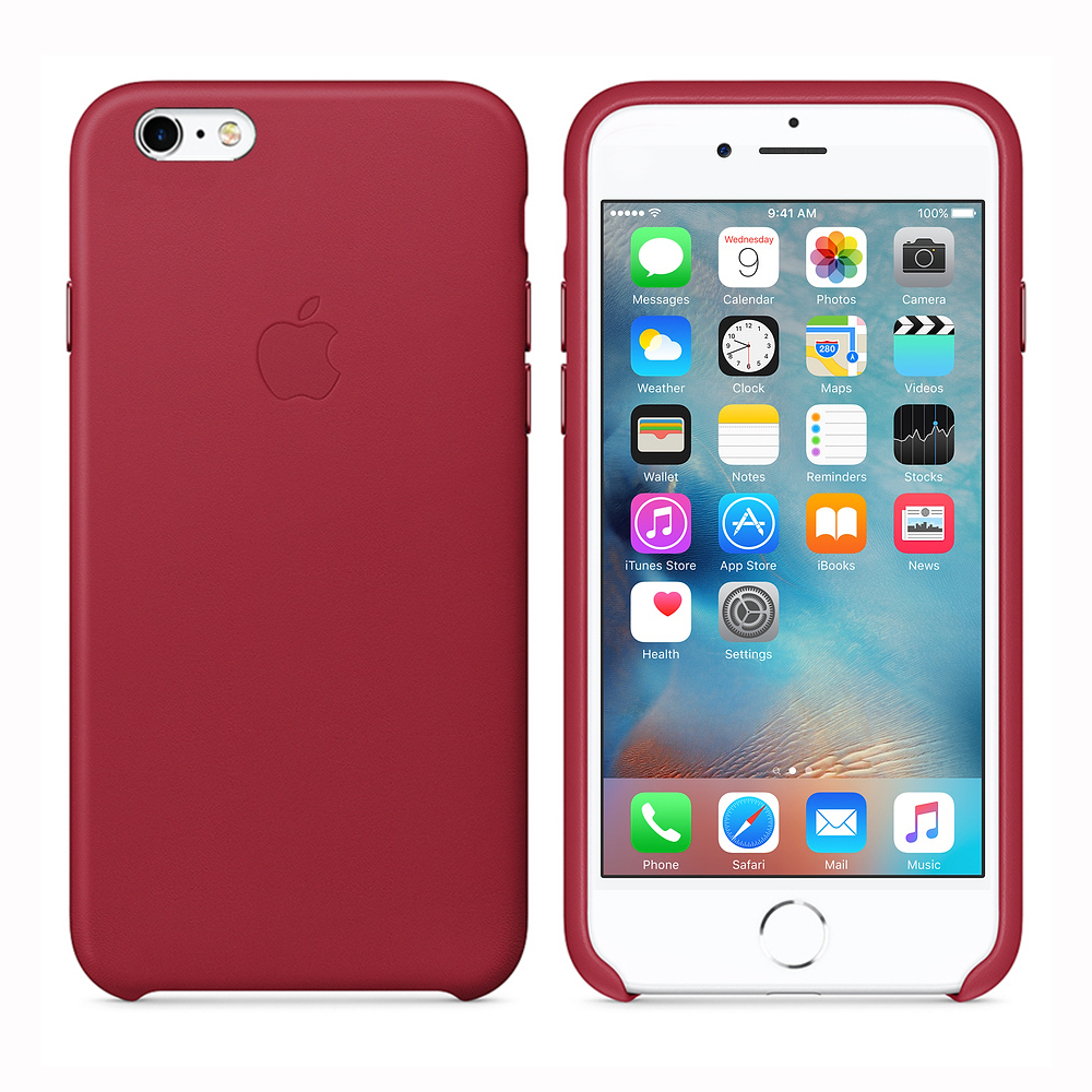 Iphone 6 plus/ 6s plus case cherry