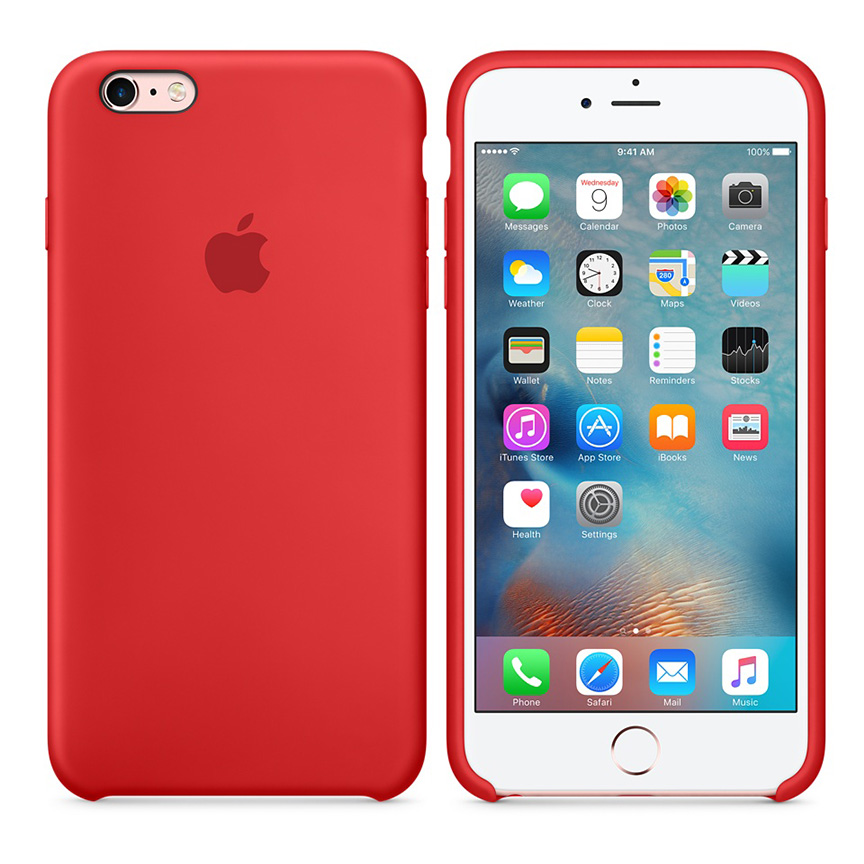 Iphone case 6/6s red