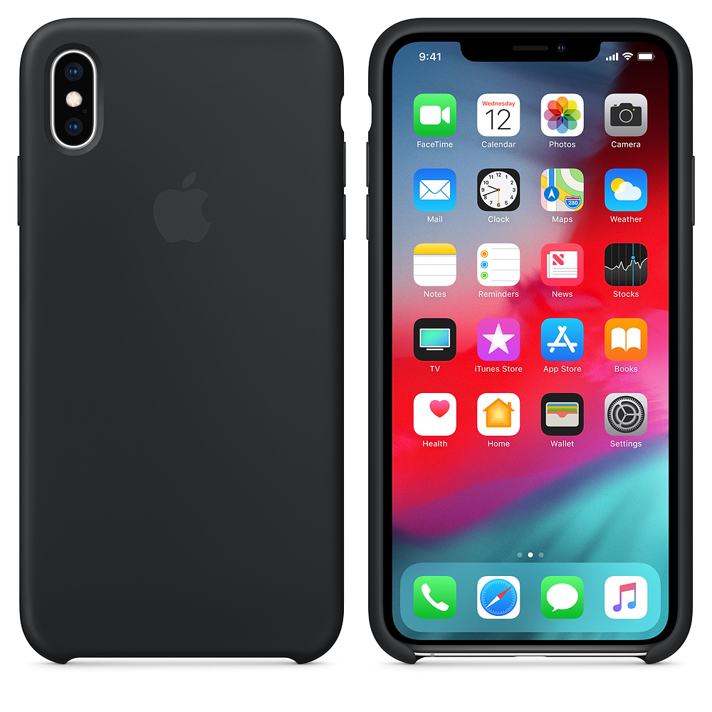 Iphone XSmax case black